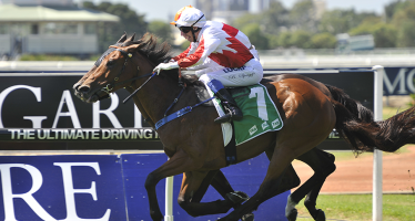 Blake Spriggs – the young jockey who would be king