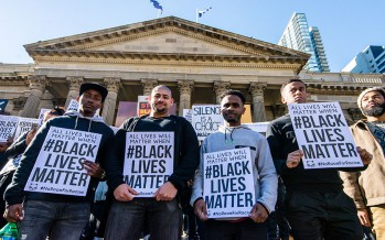 Black Lives Matter plans push against racial profiling
