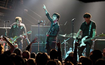 """Cherry bombs and gasoline"": The return of Green Day"