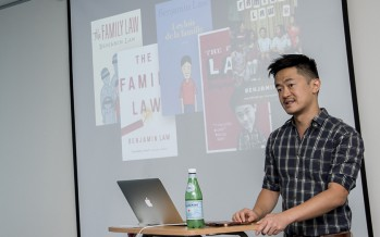 Benjamin Law inspires young journos to seek out diverse stories