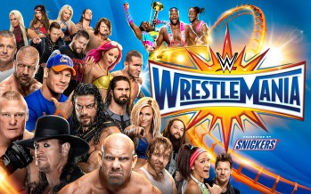 WrestleMania: Big men (and women) mean big business