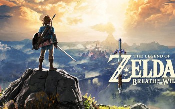 A taste of re-invention – First impressions of Zelda: Breath of the Wild