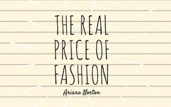 The real price of fashion