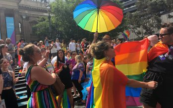 GALLERY: Melbourne's gay tribes celebrate