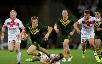 Rugby League: Kangaroos lead way in the World Cup