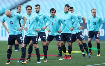 Crunch time for the Socceroos