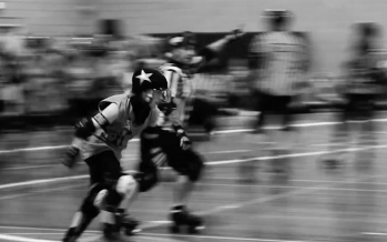 VIDEO: The grit and glamour of roller derby