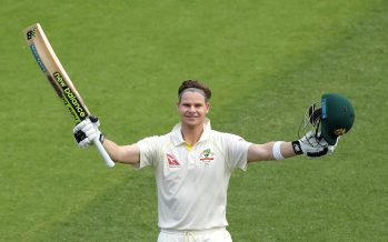 First Ashes Test: Sublime Smith stars in Aussie win