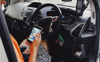 """Selfish"" drivers nabbed for texting at the wheel"
