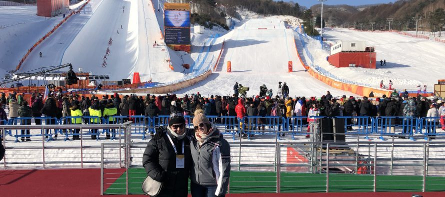 TRAVEL BLOG: A week on and off the slopes of South Korea