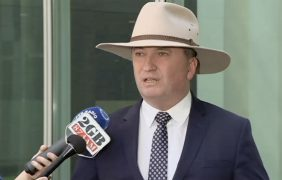 Barnaby Joyce to step down over sex harassment allegation