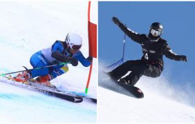 It's back to PyeongChang for the Paralympic Games