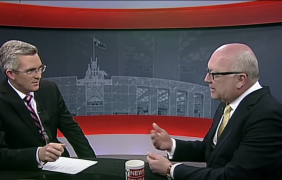 An interviewing masterclass with David Speers