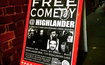 Free comedy offers the chance for success to the funny