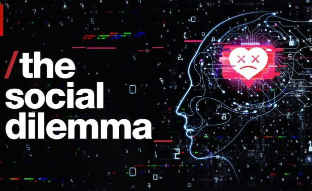 Poster of the Netflix Docudrama The Social Dilemma.