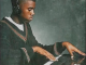 Kanye West as a teen